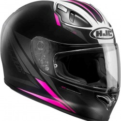 HJC FG-17 Valve MC8SF Full Face Helmet