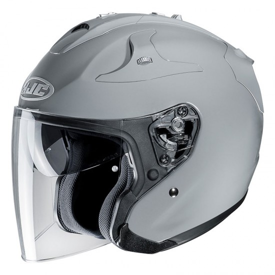 HJC FG-JET Nardo Grey Open Face Helmet