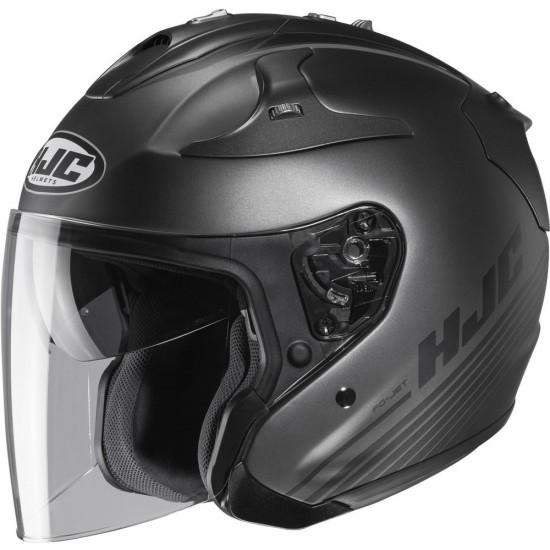 HJC FG-JET Paton MC5SF Open Face Helmet