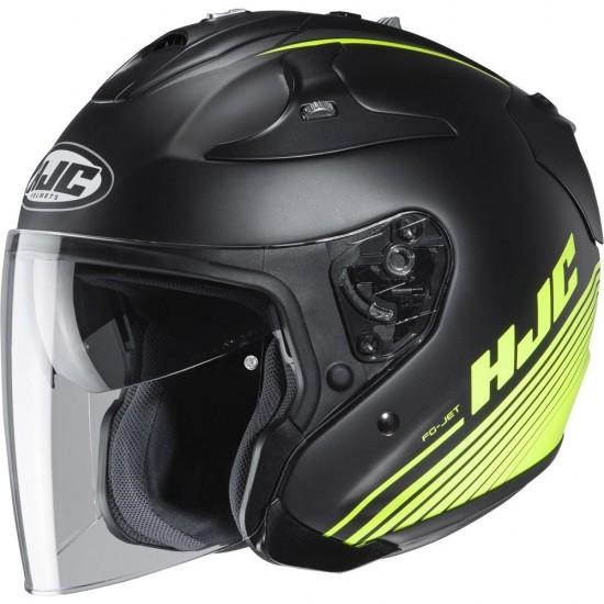 HJC FG-JET Paton MC4HSF Open Face Helmet