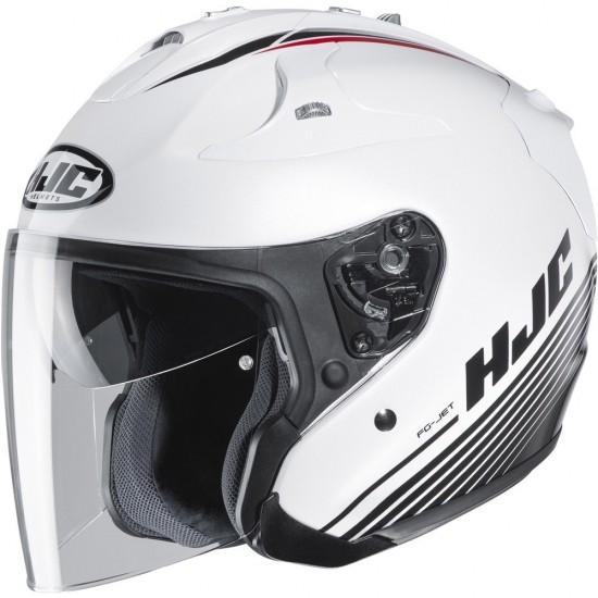 HJC FG-JET Paton MC10 Open Face Helmet