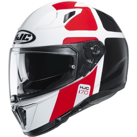 HJC I70 Prika MC1 Full Face Helmet