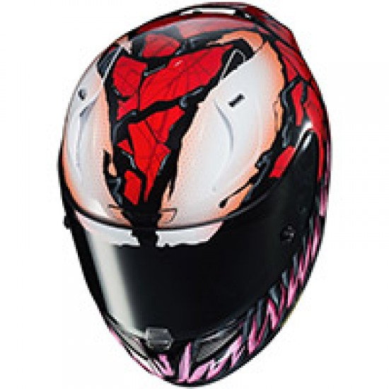 HJC RPHA 11 Carnage MC1 Full Face Helmet