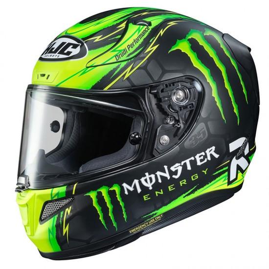 HJC RPHA 11 Crutchlow Replica MC4HSF Full Face Helmet