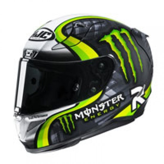 HJC RPHA 11 Crutchlow Streamline Monster Full Face Helmet