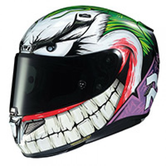 HJC RPHA 11 Joker Dc Comics Full Face Helmet