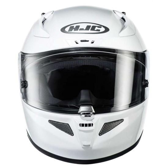 HJC RPHA 11 Pearl White Ryan Full Face Helmet