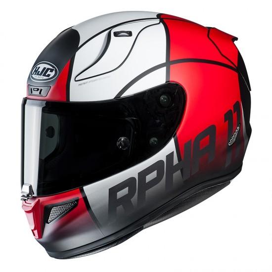 HJC RPHA 11 Quintain MC1SF Full Face Helmet