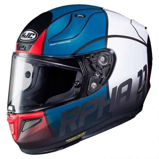 HJC RPHA 11 Quintain MC21SF Full Face Helmet