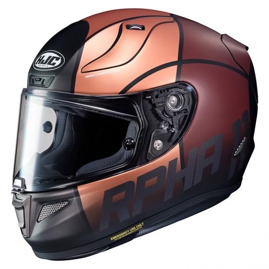 HJC RPHA 11 Quintain MC9SF Full Face Helmet