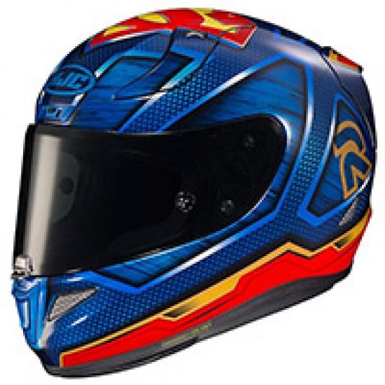 HJC RPHA 11 Superman Dc Comics Full Face Helmet