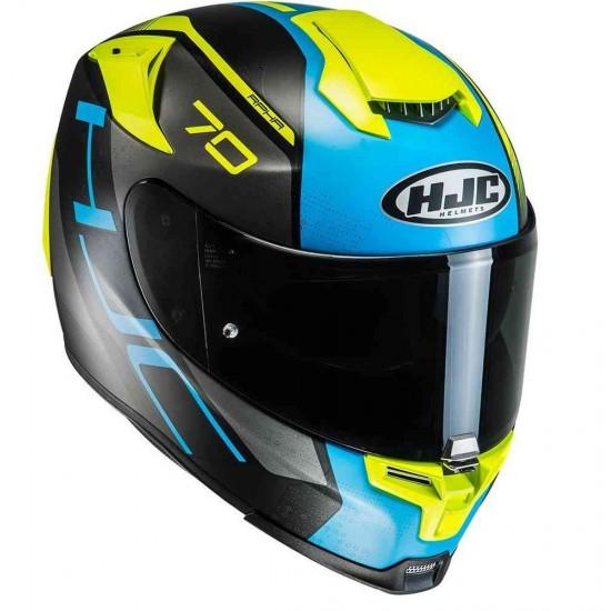HJC RPHA 70 Vias MC2SF Full Face Helmet