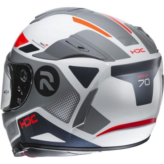 HJC RPHA 70 Shuky MC6H Full Face Helmet