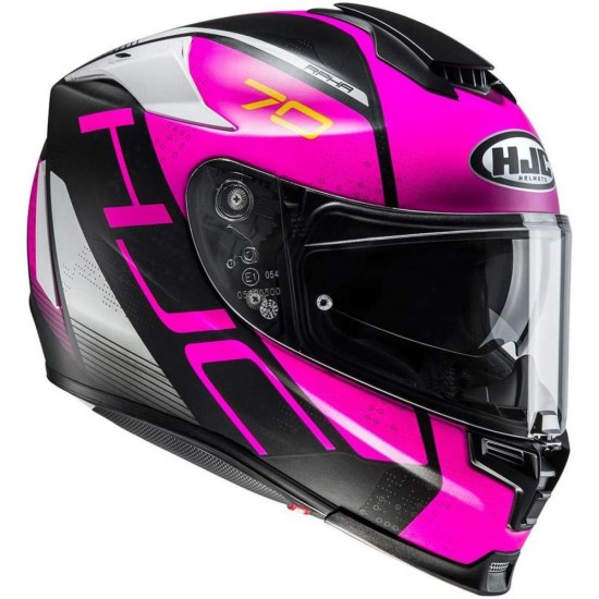 HJC RPHA 70 Vias MC8SF Full Face Helmet