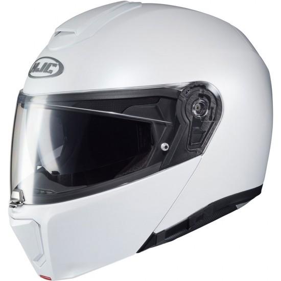 HJC RPHA 90S Pearl White Modular Helmet