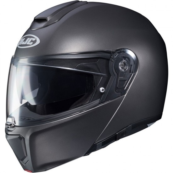 HJC RPHA 90S Semi Flat Titanium Modular Helmet