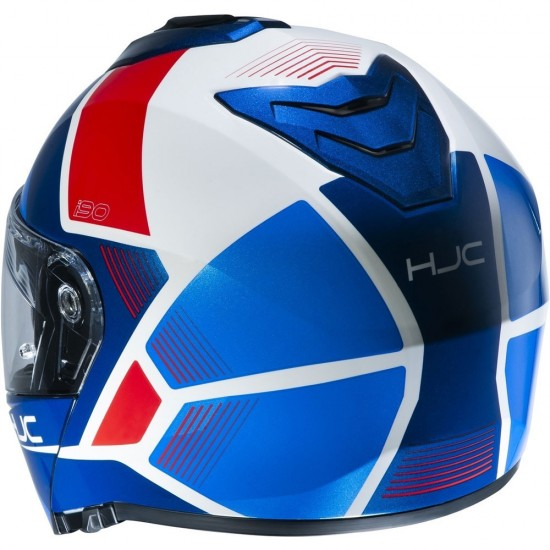 HJC I90 Hollen MC21 Modular Helmet