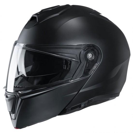 HJC I90 Semi Flat Black Modular Helmet