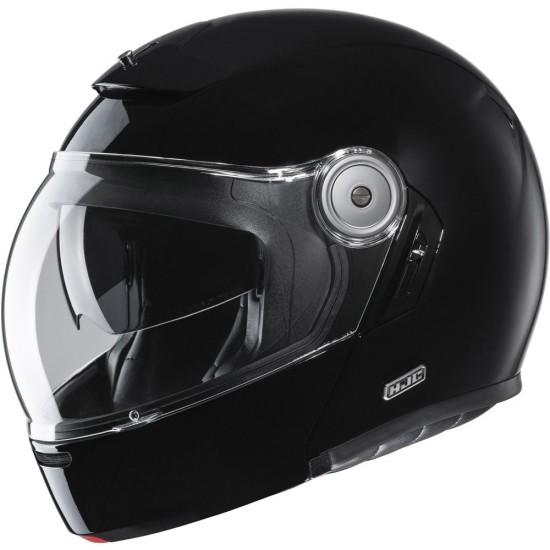 HJC V90 Black Modular Helmet