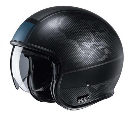 HJC V30 Alpi MC5SF Open Face Helmet