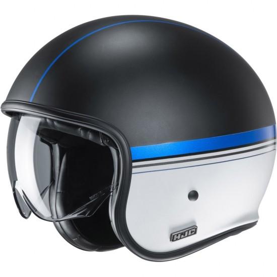 HJC V30 Equinox MC2SF Open Face Helmet