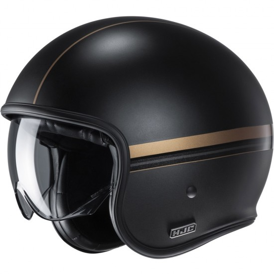 HJC V30 Equinox MC9SF Open Face Helmet