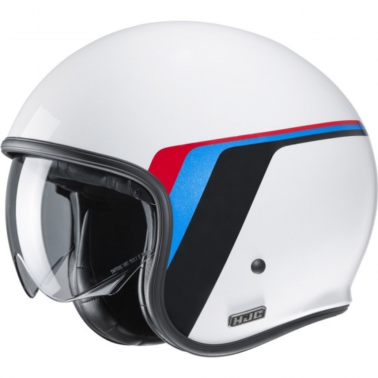 HJC V30 Osor MC10 Open Face Helmet
