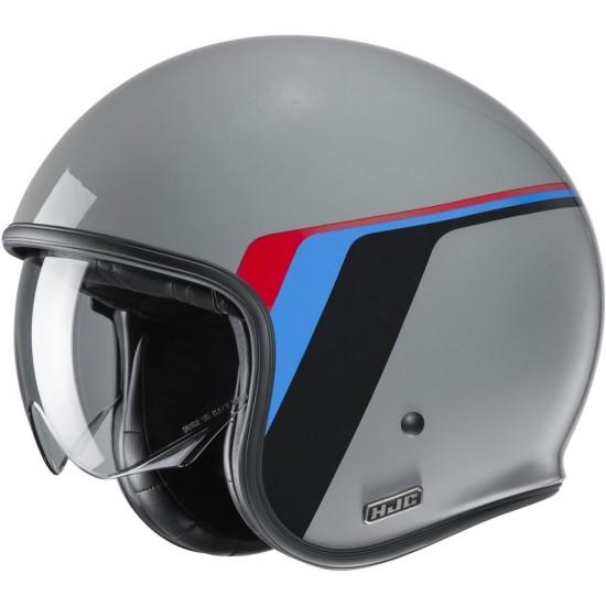 HJC V30 Osor MC5 Open Face Helmet