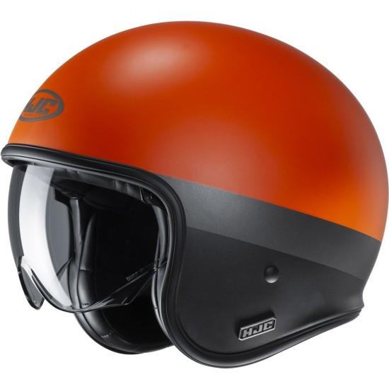 HJC V30 Perot MC7SF Open Face Helmet