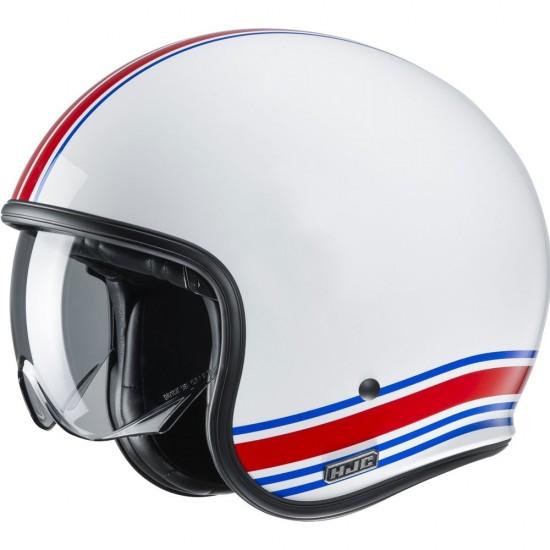 HJC V30 Senti MC21SF Open Face Helmet