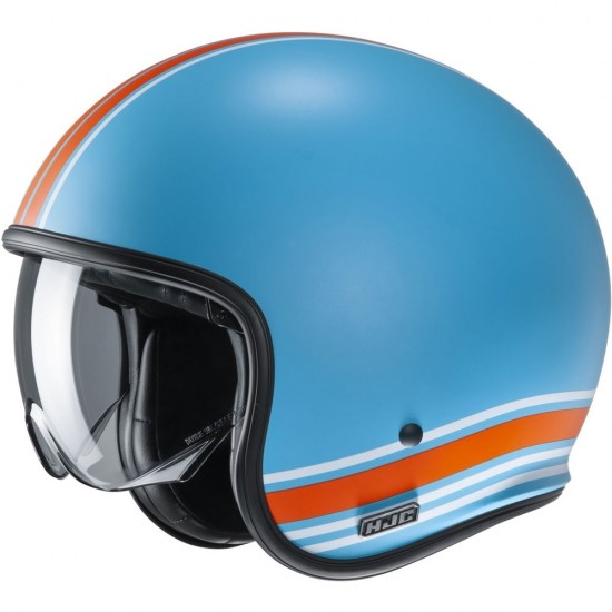HJC V30 Senti MC27SF Open Face Helmet