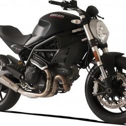 HP Corse Gp07 Satinato Ducati Monster 797 MPN - XDUGPM797SG-AB