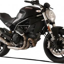 HP Corse Gp07 Satinato Ducati Monster 797 MPN - XDUGPM797SG-AC