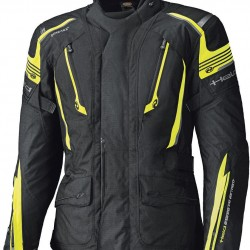Held Caprino Gore-Tex Touring  Jacket - Black Fluorescent Yellow