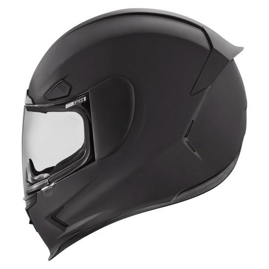 Icon Airframe Pro Rubatone Black Full Face Helmet