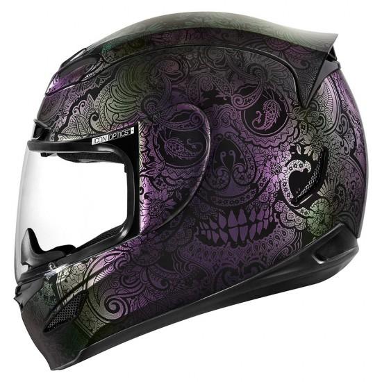 Icon Airmada Chantilly Opal Purpal Full Face Helmet