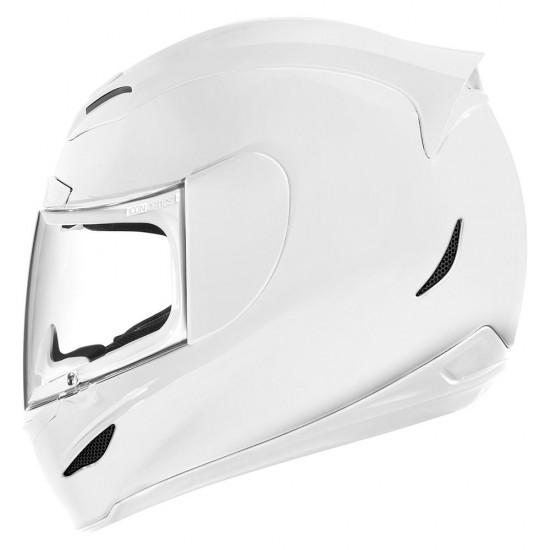 Icon Airmada Gloss White Full Face Helmet
