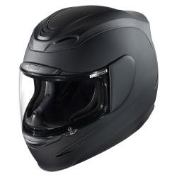 Icon Airmada Rubatone Black Full Face Helmet