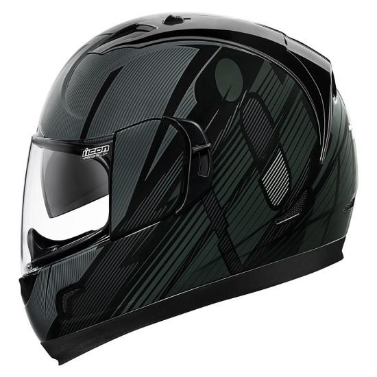 Icon Alliance GT Primary Black Full Face Helmet