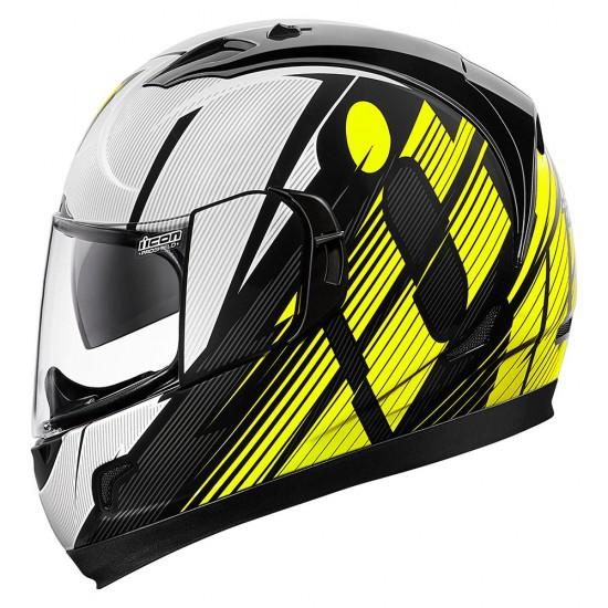 Icon Alliance GT Primary Hiviz Full Face Helmet