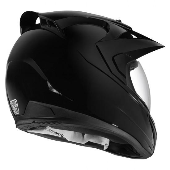 Icon Variant Gloss Black Full Face Helmet