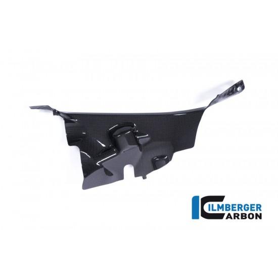 Ilmberger Carbon Air Tube cover Right Gloss Ducati Panigale V4 / V4 S MPN - WAR.029.DPV4G.K
