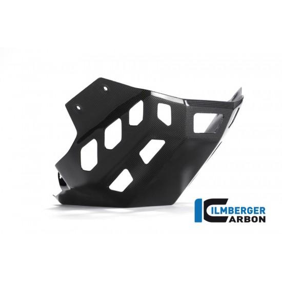 Ilmberger Carbon Belly Pan Gloss Ducati Multistrada 1200 Enduro MPN - VEU.001.ME16G.K