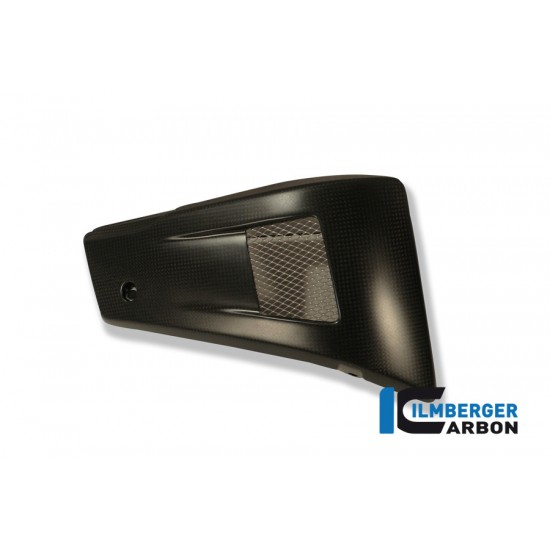 Ilmberger Carbon Bellypan Right Ducati Diavel MPN - VEU.014.DIAVE.K