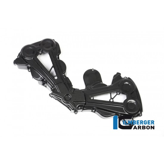 Ilmberger Carbon Cam Belt Covers Gloss Ducati XDiavel / XDiavel S MPN - ZAO.007.XD16G.K