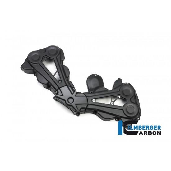 Ilmberger Carbon Cam Belt Covers Matt Ducati XDiavel / XDiavel S MPN - ZAO.107.XD16M.K
