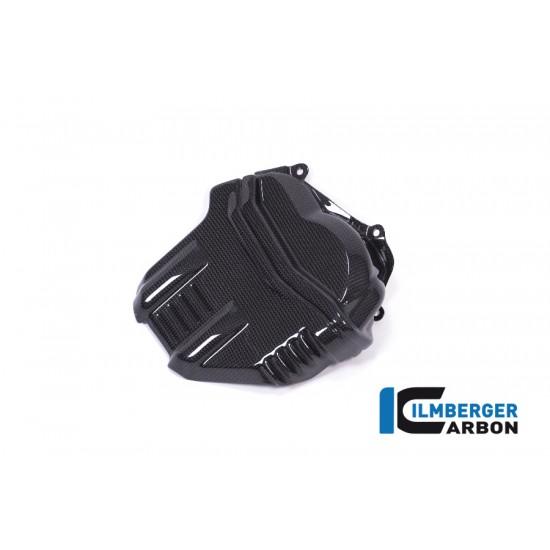 Ilmberger Carbon Cam Cover Left Gloss Ducati Panigale V4 / V4 S MPN - ZAL.023.DPV4G.K