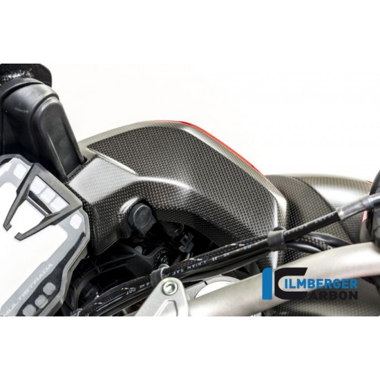 Ilmberger Carbon Cover Instrument Right Matt Ducati Multistrada 1200 Enduro MPN - CAR.117.D15MM.K