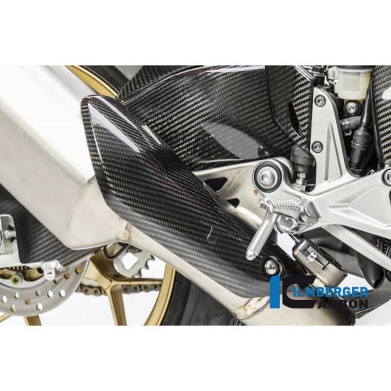 Ilmberger Carbon Muffler Exhaust Protection Honda CBR1000RR MPN - ASC.004.CBR17.K