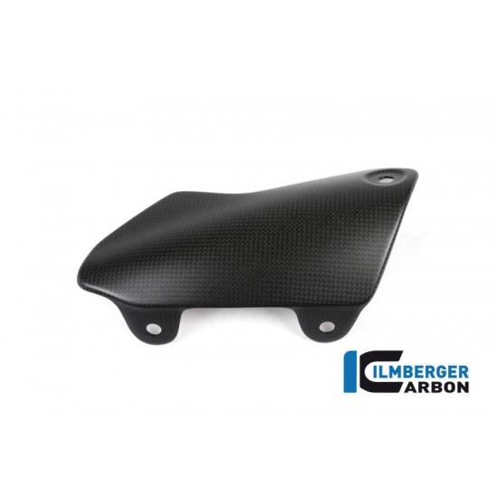 Ilmberger Carbon Exhaust Protection Muffler Matt Ducati Monster 1200 / 1200 S MPN - ASC.109.D12MM.K